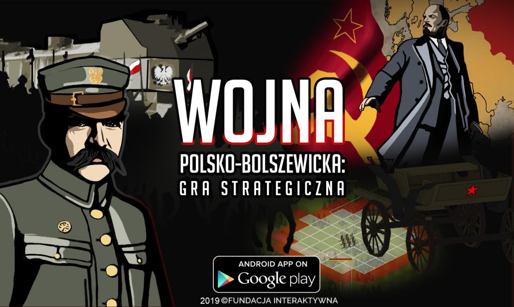 Wojna polsko-bolszewicka - gra strategiczna